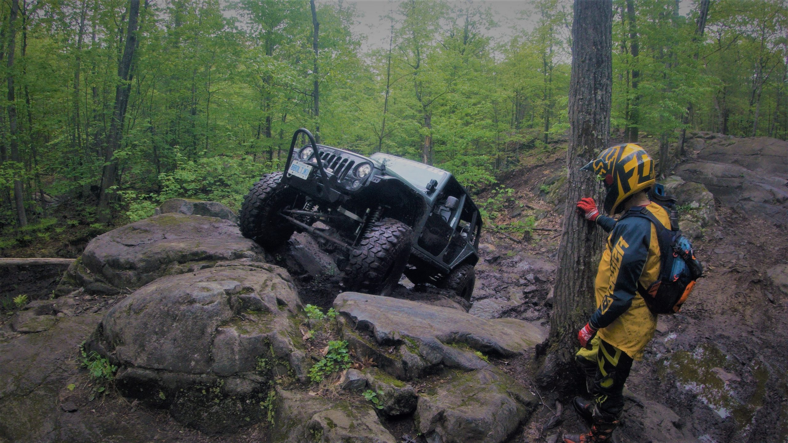Green's Mountain – Ontario's Romaniacs Ride